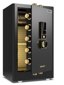 FAX88 雙門安全夾萬 保險櫃 保險箱 電子密碼