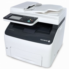 FUJI XEROX 彩包雷射打印機 COLOR PRINTER CM225FW四合一雙面WIFI