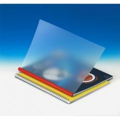 透 明 封 面 0.4mm (磨砂) A4 100s