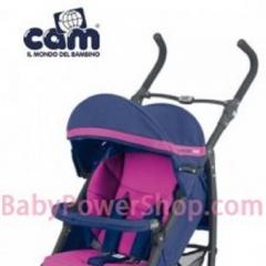 意大利CAM Flip 嬰兒手推車(紫色)