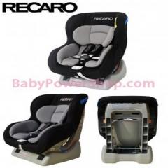 德國RECARO Start iQ 汽車安全座椅 (0-4歲) [黑色 / 日本版]