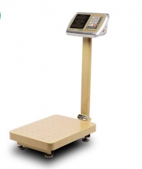 電子磅/折疊電子稱 台式60公斤紅字金色