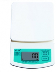 電子磅/廚房電子秤 綠色版無背光