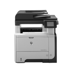 HP LaserJet Pro  M521dw 黑白多功能雷射打印機