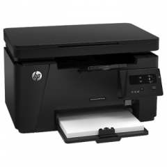 HP LaserJet Pro MFP M125a (3合1) 黑白鐳射打印機 (CZ172A)