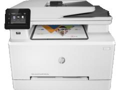 HP Color LaserJet Pro MFP M281fdw 彩色鐳射打印機