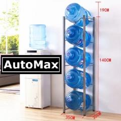 AutoMax 蒸溜水架 5桶