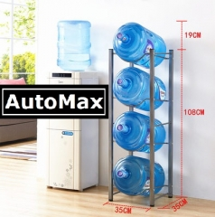 AutoMax 蒸溜水架 4桶