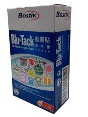 Bostik 寶貼 藍色 10包