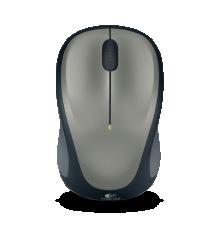 Mouse 滑鼠 無線 Logitech M235 黑色