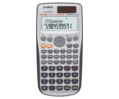 CASIO FX-50FH II 工程計算機 FX50FH II函數機 學生計數機