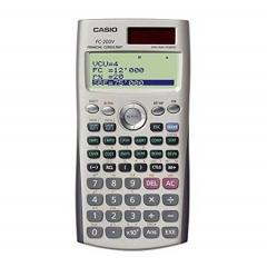 Casio FC-200V 函數計數機