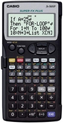 CASIO 計數機 FX-5800P 工程型計算機