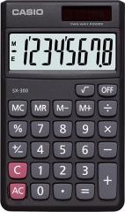 CASIO SX-300 攜帶式計數機 計算機 (8位)