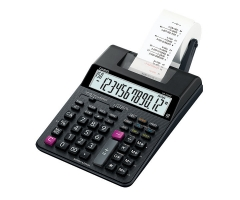 CASIO HR-100RC 紅黑雙色 出紙計數機 計算機 (12位)