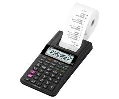 CASIO HR-8RC  出紙計數機 計算機(12位) 黑色