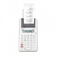 CASIO HR-8RC  出紙計數機 計算機(12位) 白色