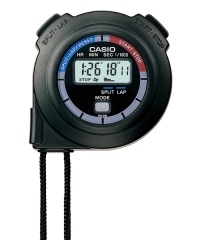 Casio Clock HS-3V-1B 計時秒錶 電子秒錶
