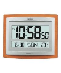 Casio Clock ID-15S-5 電子掛鐘 時鐘