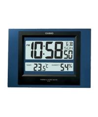 Casio Clock ID-16S-2 電子掛鐘 溫濕度計 時鐘