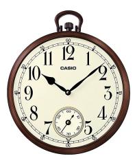 Casio Clock IQ-66-5 掛鐘 時鐘