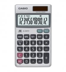 CASIO SL-320TV 攜帶式計數機 計算機 (12位)