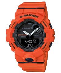 Casio G-SHOCK 手錶 GBA系列 GBA-800-4A