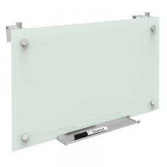 QUARTET Infinity™ Cubicle Board 磁性玻璃板(掛墻) 會議板 白板