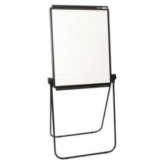 QUARTET Unimate 100TE活動會議板 掛紙白板(雙面 磁性畫板)