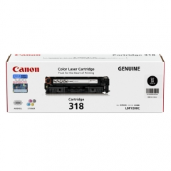 Canon Cartridge-318Y (原裝) Laser Toner - Yellow LBP