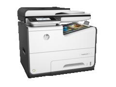 HP PageWide Pro 577dw (4合1) 噴墨打印機 (D3Q21D)
