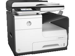 HP PageWide Pro 477dw (4合1) 噴墨打印機(D3Q20D)