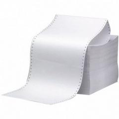9.5吋 x 11吋 電腦紙 1層白色