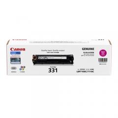 Canon Cartridge - 331 原裝碳粉 CRG-331M 紅色 1.5K