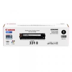 Canon Cartridge - 331 原裝碳粉 CRG-331B ll 黑色 2.4K