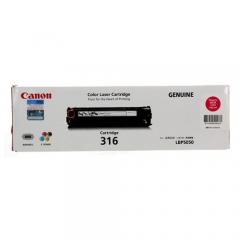 Canon Cartridge - 316 原裝碳粉 CRG-316M 紅色 1.5K