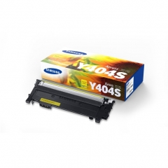 Samsung 404 原裝碳粉 CLT-Y404S 黄色 1K