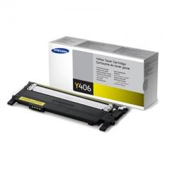 Samsung 406 原裝碳粉 CLT-Y406S 黄色 1K