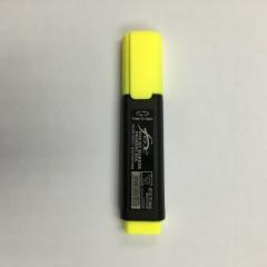 FOX 螢光筆 黃色