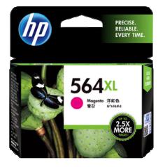 HP (564) 原裝墨盒 CB324WA (564XL)紅色高容量