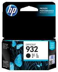HP (932) (933) 原裝墨盒 CN057AA (932) 黑色