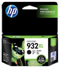 HP (932) (933) 原裝墨盒 CN053AA (932XL)黑色高容量