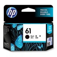 HP (61) 原裝墨盒 CH561WA (61) 黑色
