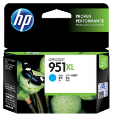 HP (950) (951) 原裝墨盒 CN046AA (951XL)藍色高容量