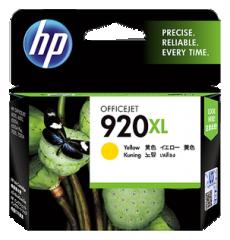 HP (920) 原裝墨盒 CD974AA (920XL)黃色高容量