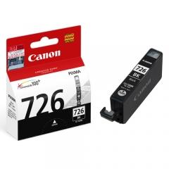 Canon (725) (726) 原裝墨盒 CLI-726BK 黑色