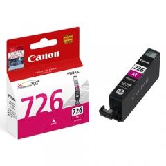 Canon (725) (726) 原裝墨盒 CLI-726M 紅色