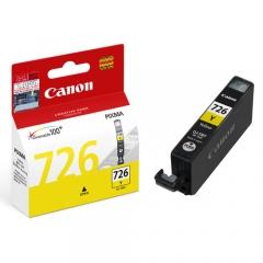 Canon (725) (726) 原裝墨盒 CLI-726M 黃色