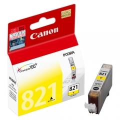 Canon (820) (821) 原裝墨盒 CLI-821Y 黃色