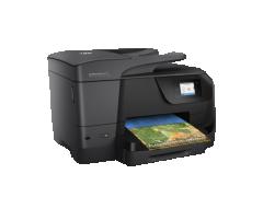 HP OfficeJet Pro 8710 (4合1) 噴墨打印機 (D9L18A)